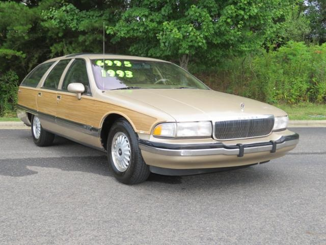 Pre-Owned 1993 Buick Roadmaster Estate