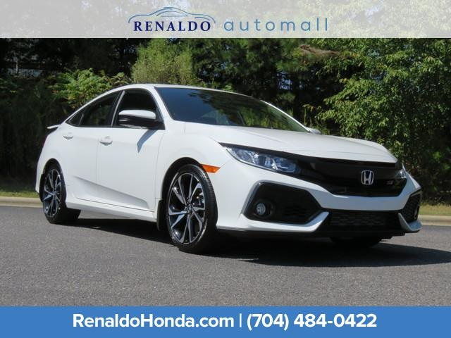 Certified Pre-Owned 2019 Honda Civic Si