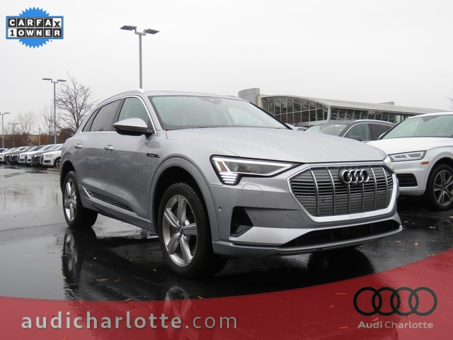 Pre-Owned 2019 Audi e-tron Premium Plus