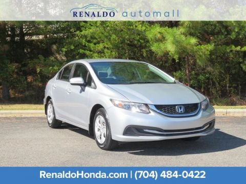 Pre-Owned 2014 Honda Civic LX